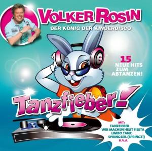 CD Cover Tanzfieber